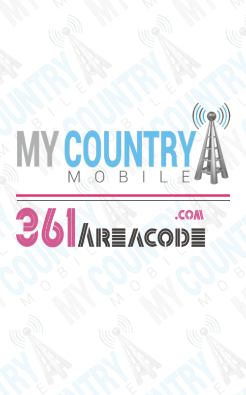 361 area code- My country mobile
